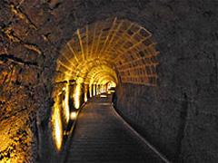 Секретный тоннель тамплиеров