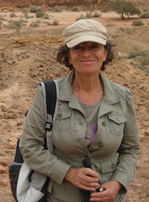 частный, опытнейший гид по Израилю, Галина Любан
