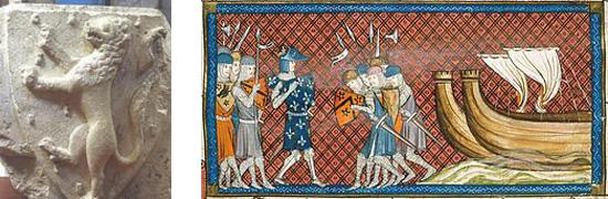 История крестоносцев